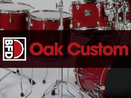 FXPansion - BFD Expansion: Yamaha Oak