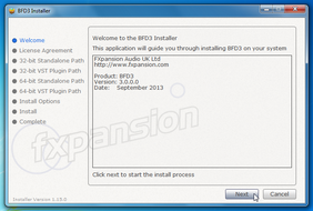 bfd3 core library download